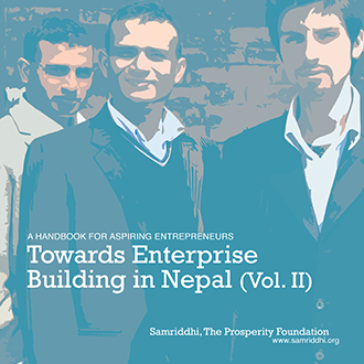 Towards Enterprise Building in Nepal (Vol. II)