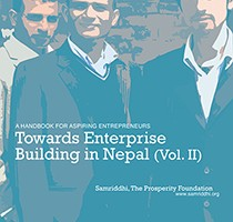 Towards Enterprise Building in Nepal (Vol.II)