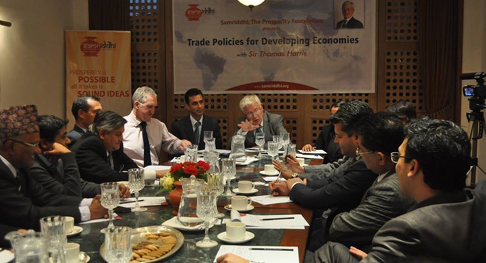 Trade Policies for Developing Economies