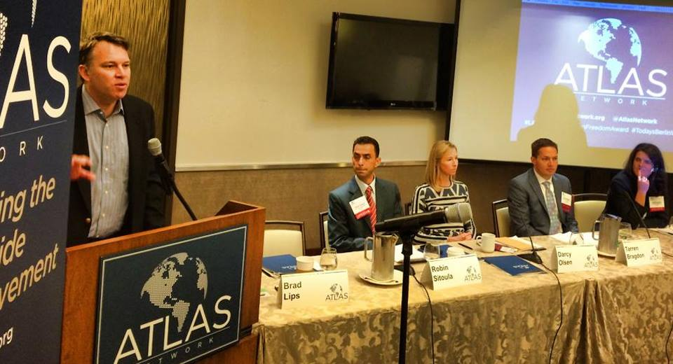 Atlas meet attended by Robin Sitoula