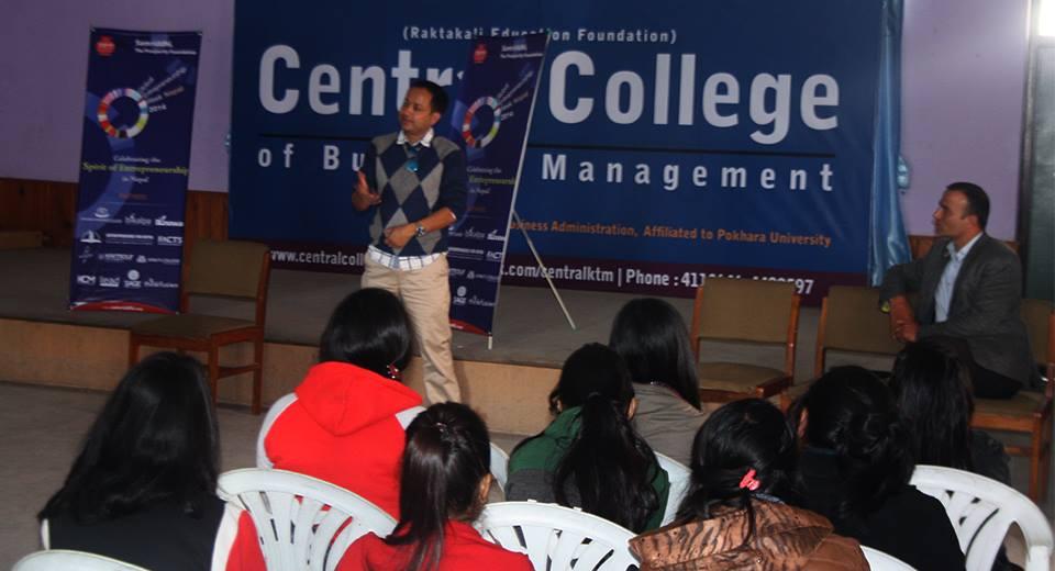 Chetan Bhandari talks about his journey
