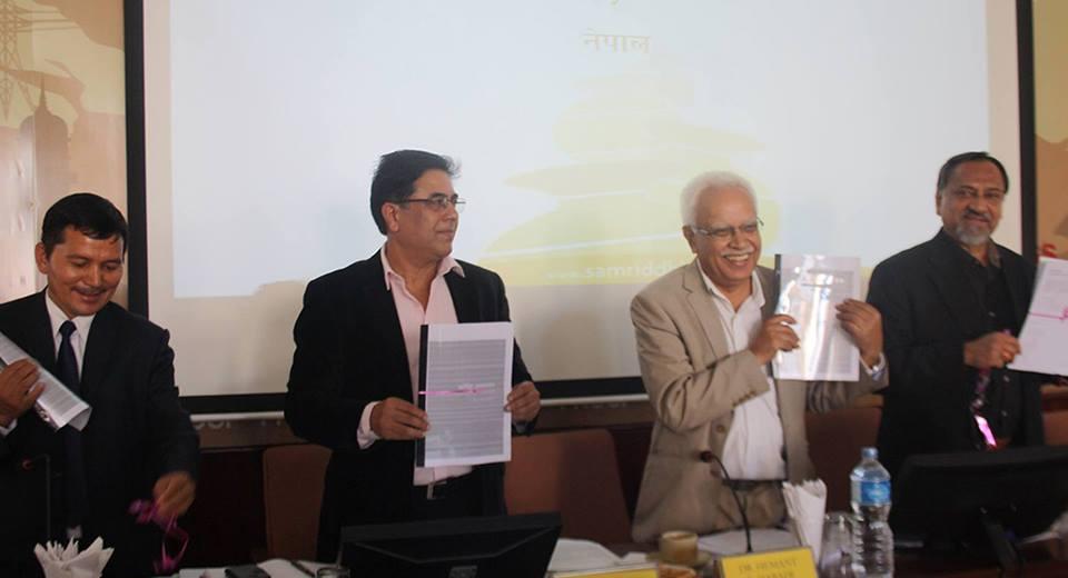 Economic Freedom Report launch