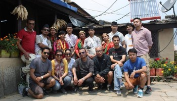 Samriddhi's annual retreat to Pokhara