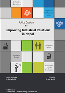 Policy Options for Improving Industrial Relations in Nepal