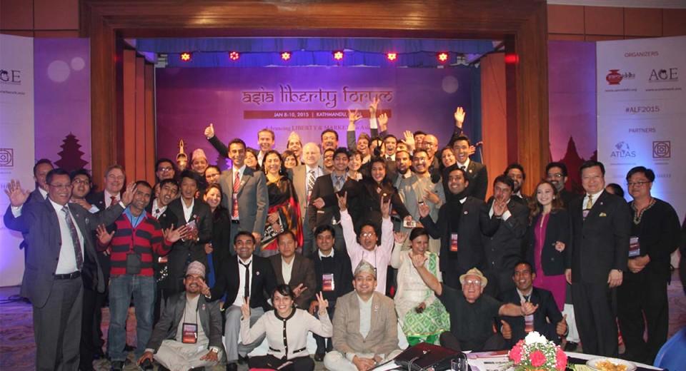Asia Liberty Forum 2015