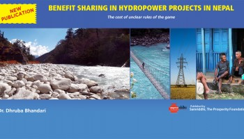 benefit sharing in hydropower in nepal