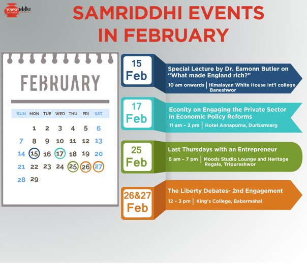 Samriddhi events
