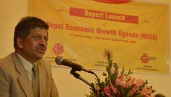 Launching of NEGA 2012
