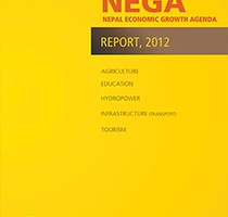 Nepal Economic Growth Agenda (Report, 2012)