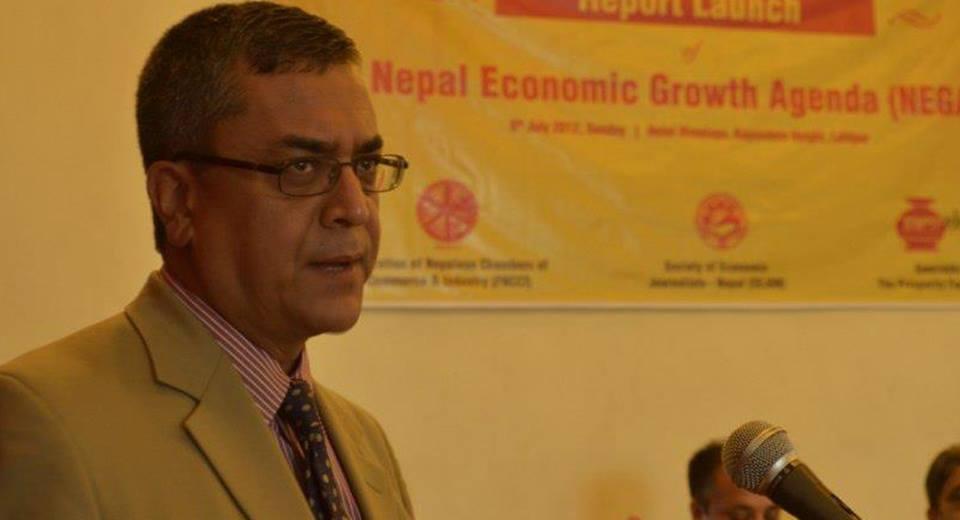 Mr. Radhes Pant on NEGA