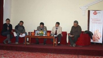 Talks on feasible energy sources