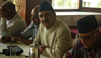 Discussion on Indo-Nepal Power Co-operation Agreement