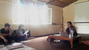 Discussion on the economic freedom of Kirana Pasals in Nepal