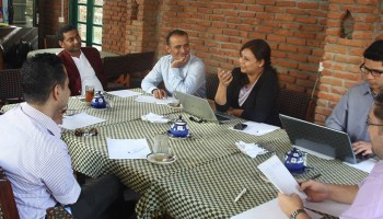 IT experts talk on Foreign Investment Policy