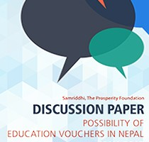 Education voucher discussion paper - Samriddhi